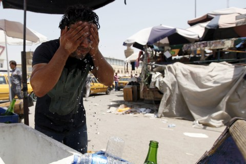 Baghdad, Iraq, Is Hottest City in World With Temperatures at 120 Degrees
