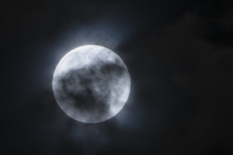 The Story Behind Tonight's 'Blue Moon'