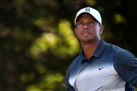 LIVE: Tiger Near Top of Quicken Loans National in Round 3