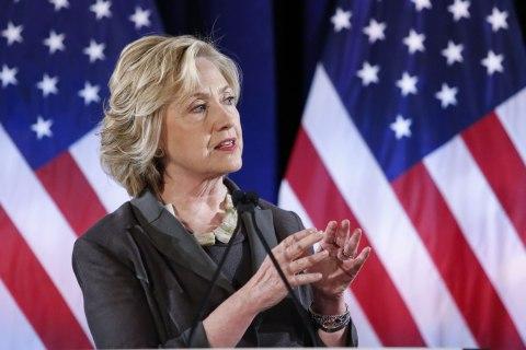 Hillary Clinton's Popularity Drops Sharply in NBC/WSJ Poll
