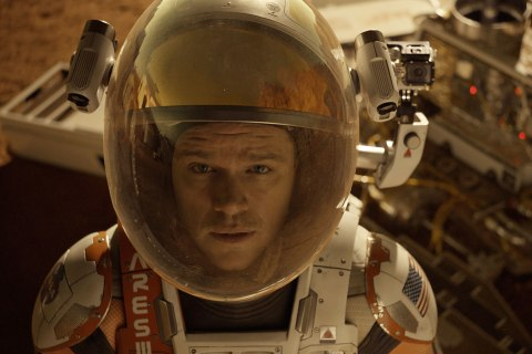Why NASA and Matt Damon Love 'The Martian'