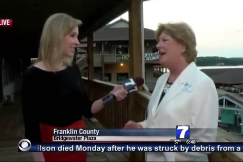 Vicki Gardner, Survivor of Virginia TV Shooting, Remembers Dodging Bullets
