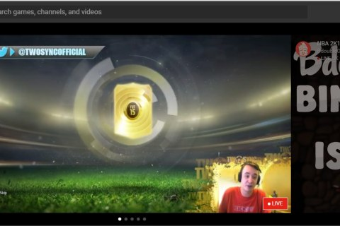 YouTube Launches Live-Streaming Video Game Service