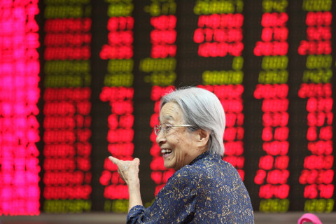 Assessing Shanghai: The Lessons of Chinese Market's Big Declines