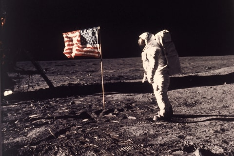 Buzz Aldrin Teams Up With Florida Tech to Push Human Settlement of Mars