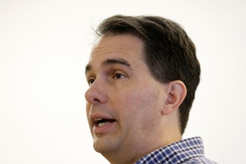 Scott Walker Outlines Foreign Policy Blueprint