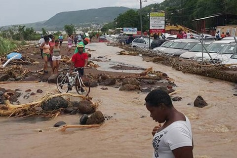 Dominica Death Toll Rises to 20 Following Tropical Storm Erika: Prime Minister