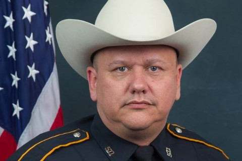 Texas Sheriff's Deputy Darren H. Goforth Killed; Person of Interest Being Questioned