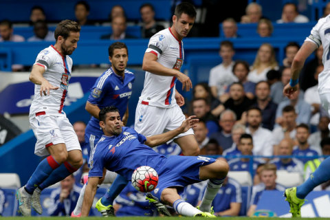 Defending Champions Chelsea Shocked at Home by Crystal Palace