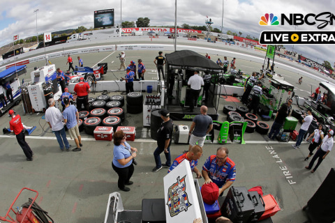 WATCH LIVE: IndyCar Championship Decided in Sonoma