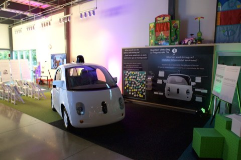 Google's Prototype Self-Driving Cars to Hit the Roads in Austin