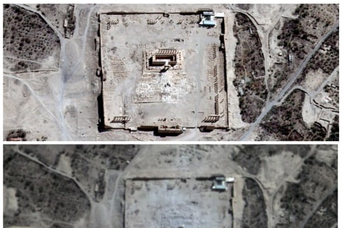 Ancient Syrian Temple of Bel Destroyed After Reports of ISIS Blast: UN