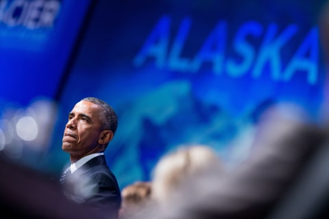 Obama on Climate Change: Act Now or Condemn World to a Nightmare
