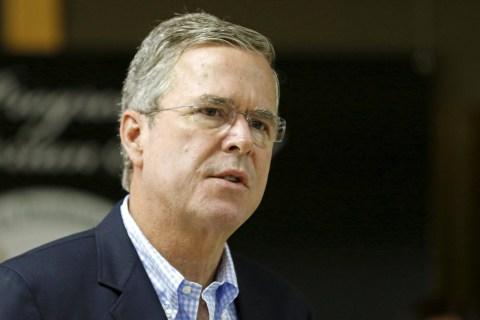 Trump vs. Bush: The Gloves Are Now Off