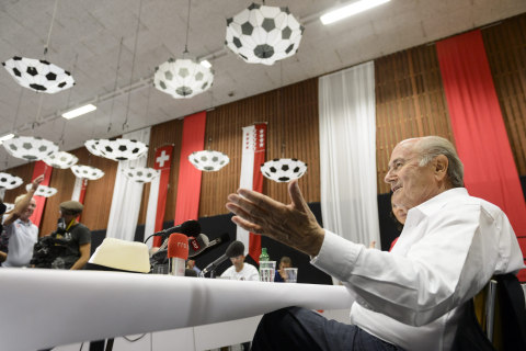 FIFA Nostra: World Soccer Scandal Becomes Mob Museum Exhibit