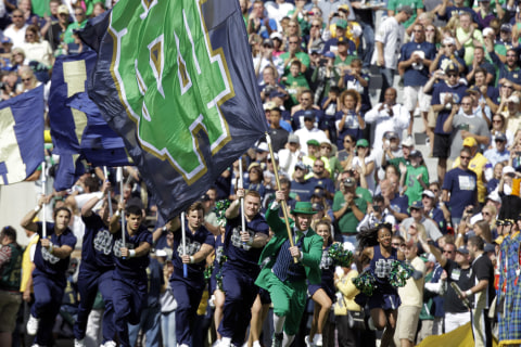 Here Come the Irish: Notre Dame Set to Rejoin Football's Elite