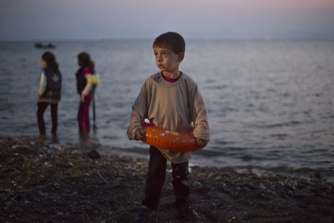 Here's How You Can Help Syria's Children