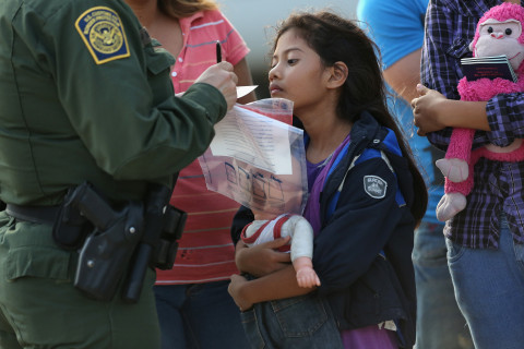 Mexico Crackdown on Central American Child Migrants Increasing