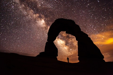 Twinkle, Twinkle: National Park Visitors Want Starry Views