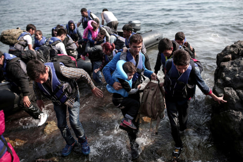 Migrants Vow to Continue 'Terrifying' Journey To Europe