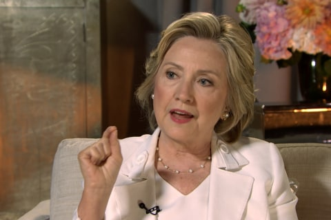 Hillary Clinton to NBC: 'Sorry' for Email Confusion