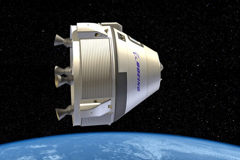 Boeing Names Its New Apollo-Style Spacecraft the Starliner
