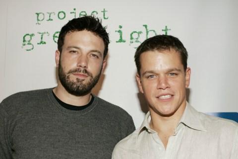 Ben Affleck Gives Matt Damon Best Friends Day Shoutout