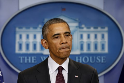Obama to Visit Oregon to Meet Families of Umpqua Community College Shooting Victims