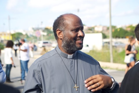 Father Abba Mussie Zerai: Why Refugees in Distress Call This Priest