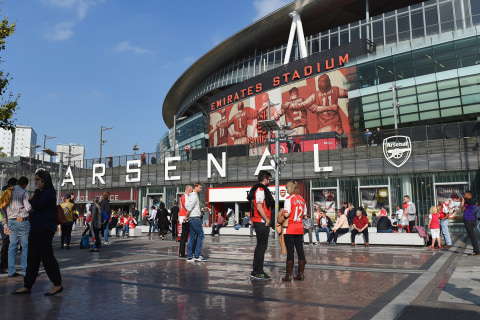 WATCH LIVE: Premier League on NBCSN - Arsenal v. Man United
