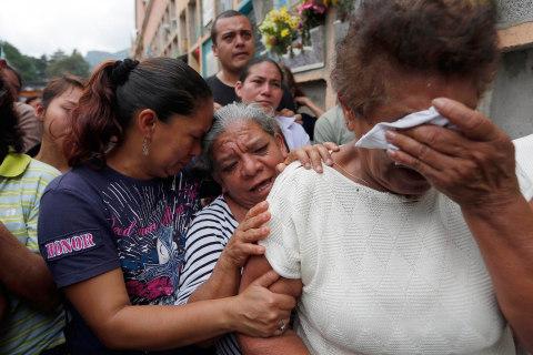 Deadly Landslide Devastates Guatemalan Neighborhood