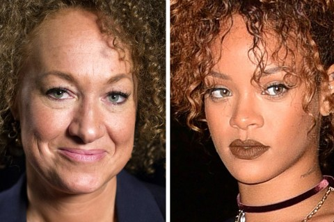 Rachel Dolezal Is a 'Bit of a Hero,' Rihanna Tells Vanity Fair