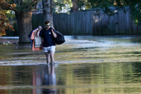 Why 'Once-in-a-Lifetime' Flooding Keeps Happening