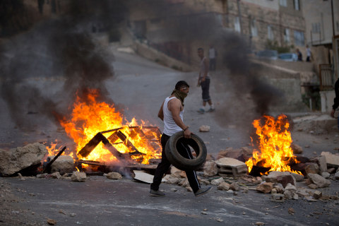 Teenager's Death Fuels Violent Palestinian-Israeli Clashes