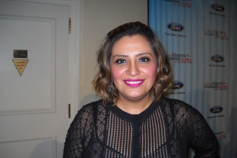 Hispanic Arts Gala Awards Latino Talent, Pushes for Greater Numbers