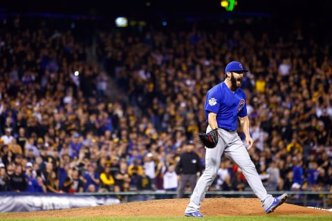 Cubs Win! Chicago Rides Righty's Legendary Performance to NLDS