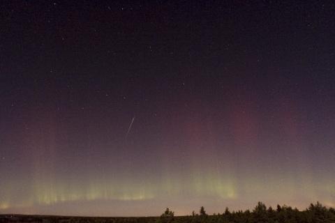 Star Struck: Draconid Meteor Shower Peaks Tonight, Tomorrow