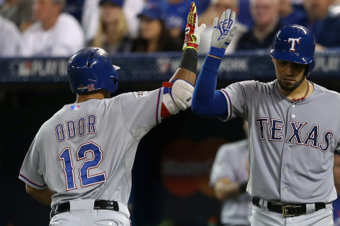 Rangers top Blue Jays in Game 1 of ALDS as Injuries hit Both