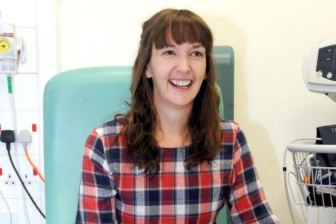 Ebola Nurse Pauline Cafferkey Back in Hospital After 'Complication'
