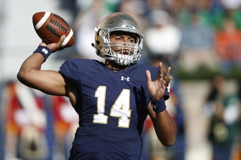 WATCH LIVE: No. 15 Notre Dame vs. Navy