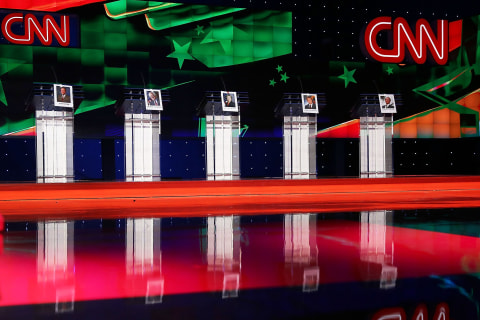 How Will Dems Appeal to Latinos in Debate? We Asked the Campaigns