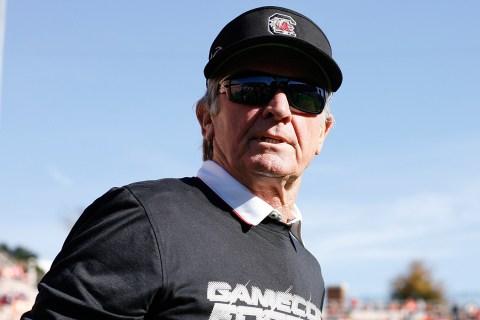 Fun 'N Gone: Legendary Coach Spurrier Stepping Away