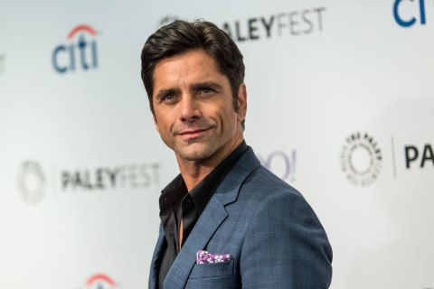Have Mercy! John Stamos Reveals How He Got His 'Full House' Catchphrase