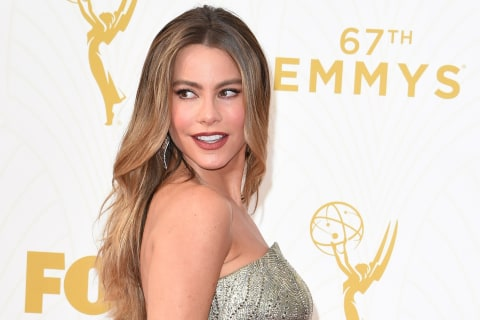 Sofia Vergara Inhales Helium and Talks to Jimmy Fallon in Hilarious Video