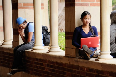 In College and Cut Off?: Experts Have Advice to Ease the Transition