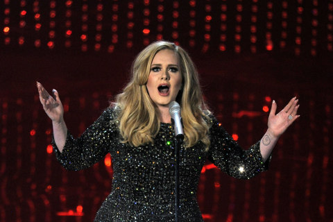 Adele Smashing Records Sales Is Anomaly in the Digital Age