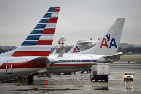 American Airlines Attendant Accused of Attacking Crewmates, Marshals