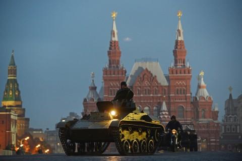 Back in the U.S.S.R.? How Today's Russia Is Like the Soviet Era