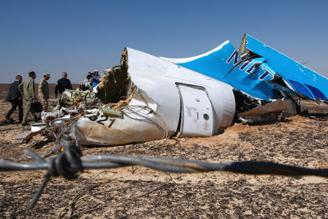 Egypt: No Evidence So Far of Terrorism in Metrojet Plane Crash
