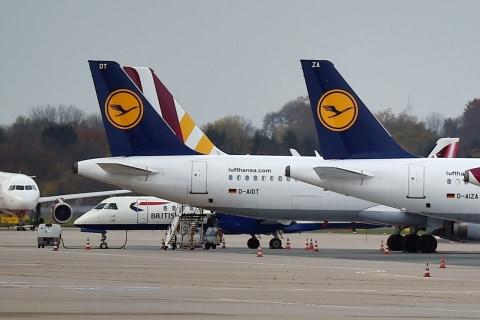 Lufthansa Union Cancels Plans for Three-Day Strike Around Weekend